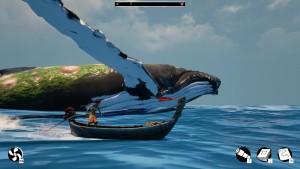 Ho la belle baleine !