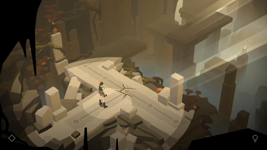 Lara Croft Go - Enigme